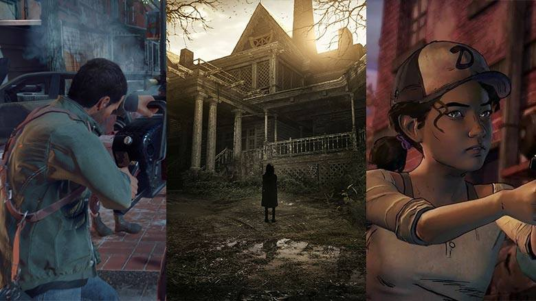 best scary games 2016-17