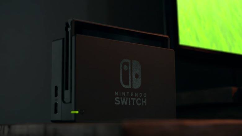 Nintendo NX officially named Nintendo Switch