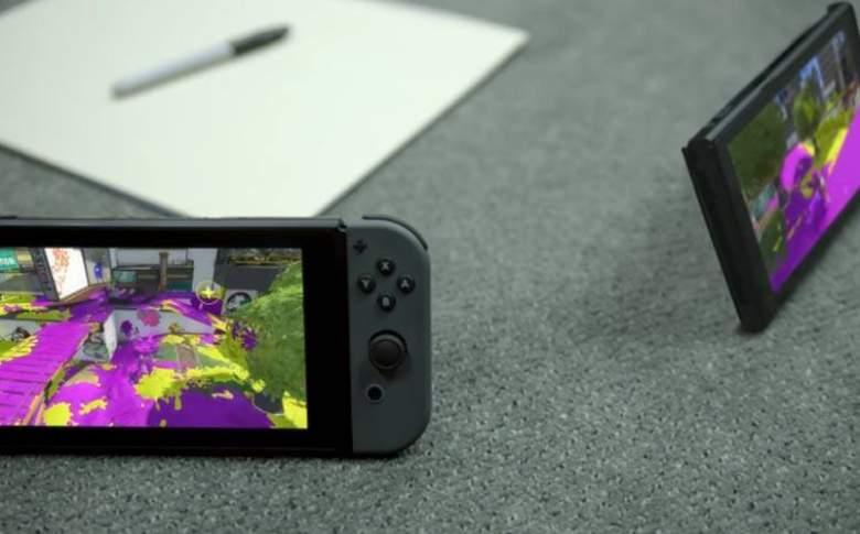 Nintendo Switch 5FF
