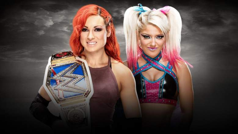 Becky Lynch Alexa Bliss, Becky Lynch Alexa Bliss no mercy, becky lynch alexa bliss