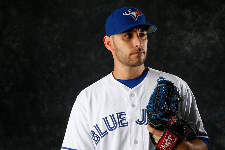 Marco Estrada, Marco Estrada Blue Jays, Marco Estrada Toronto