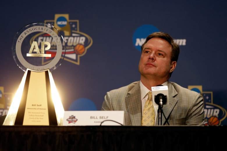 Bill Self Kansas, AP Coach of the Year