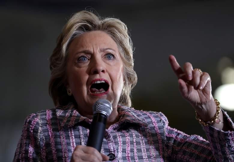 Hillary Clinton Florida September 30