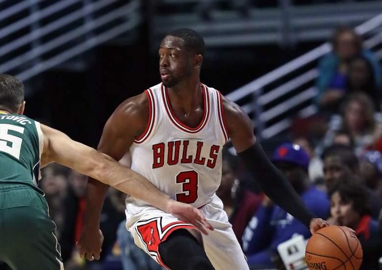 Dwyane Wade Chicago Bulls
