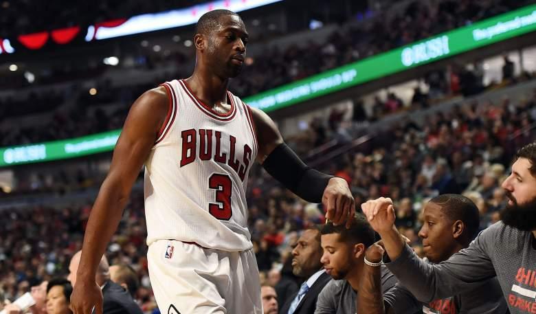 Dwyane Wade Celtics vs. Bulls