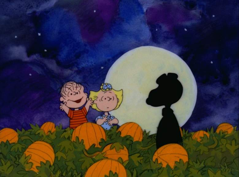 Linus, Sally, IT'S THE GREAT PUMPKIN CHARLIE BROWN, ABC special, Charlie Brown halloween