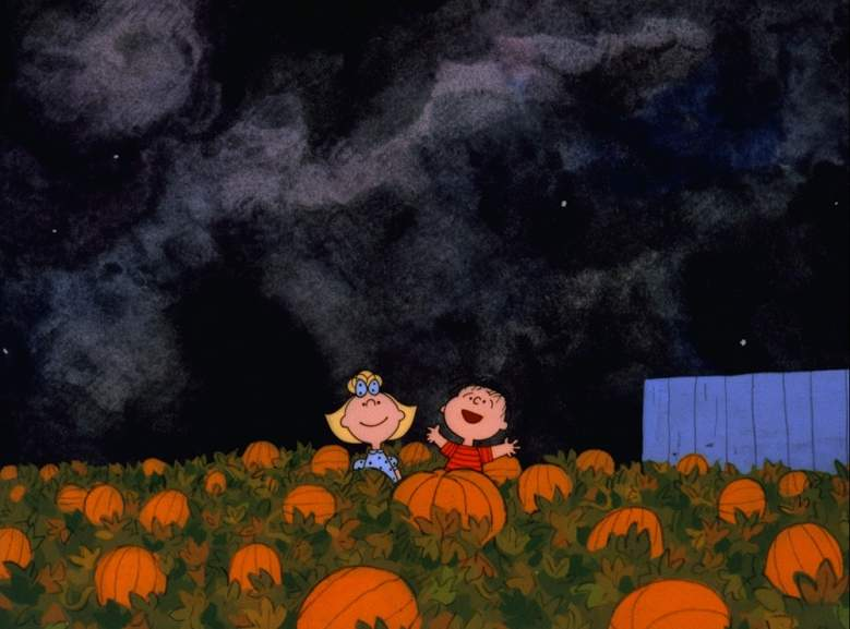 Linus, Sally, It's The Great Pumpkin Charlie Brown, Snoopy, ABC
