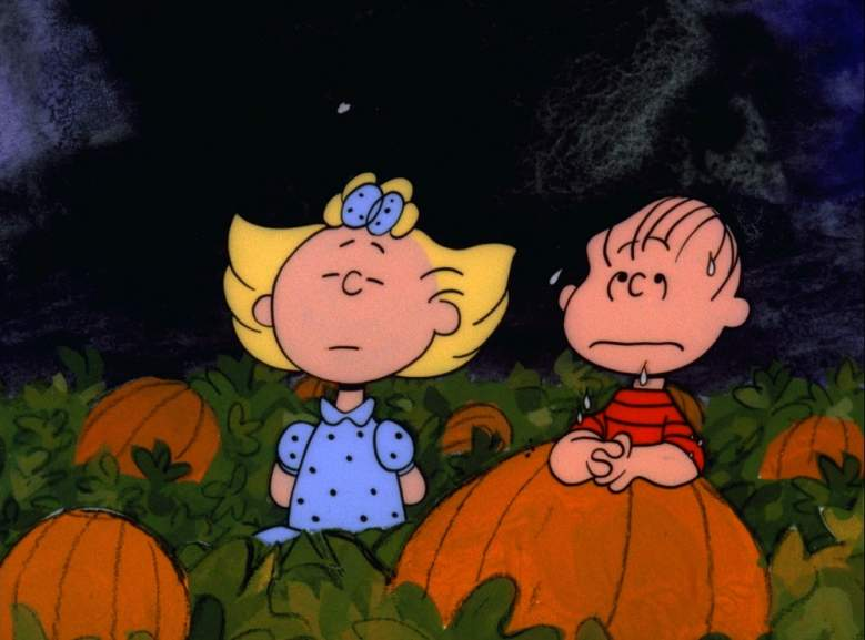 Linus, Sally, It's The Great Pumpkin Charlie Brown, ABC