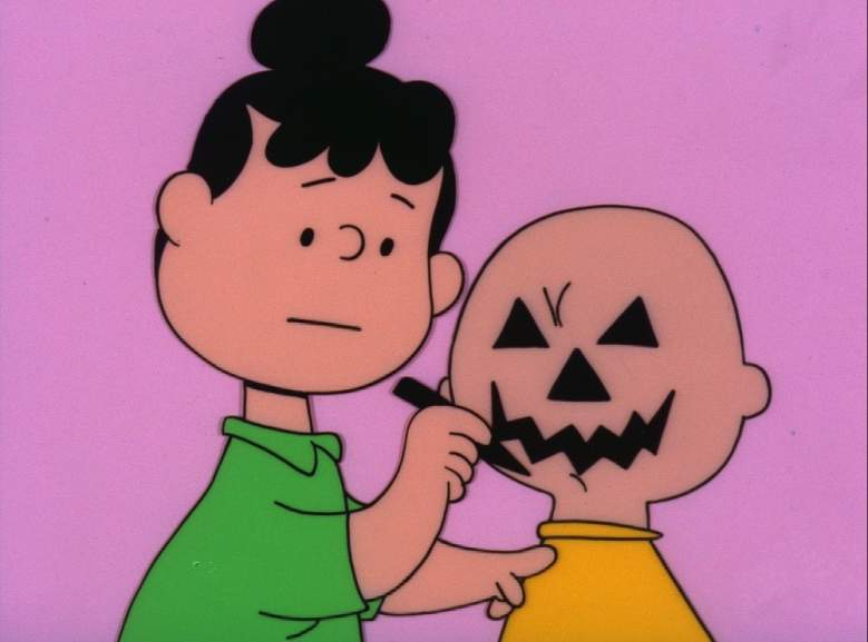 Violet Peanuts, Charlie Brown, It's The Great Pumpkin Charlie Brown, ABC, Peanuts Special