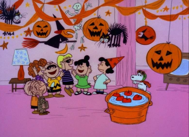 Peanuts gang, Peanuts, ABC, It's The Great Pumpkin Charlie Brown