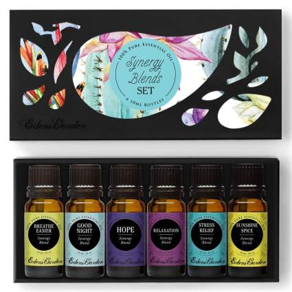 Synergy Blends Essential , best stocking stufferOil Sampler Pack
