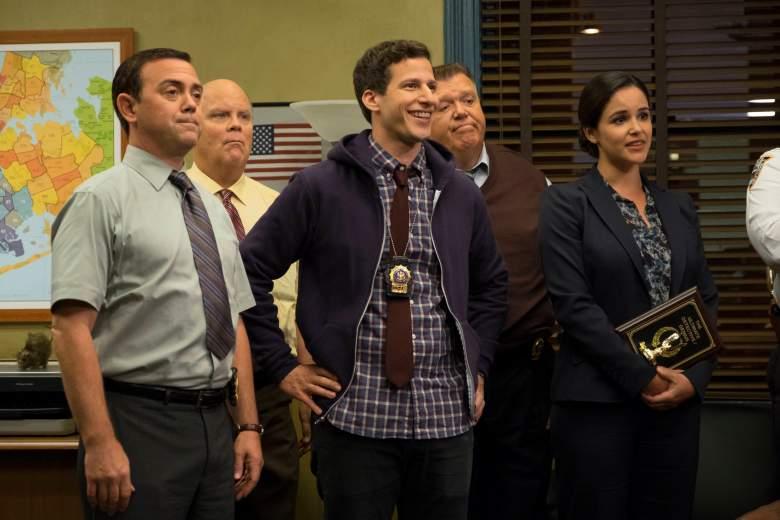 Brooklyn Nine-Nine, Brooklyn Nine-Nince cast, BRooklyn Nine-Nine halloween, Andy Samberg
