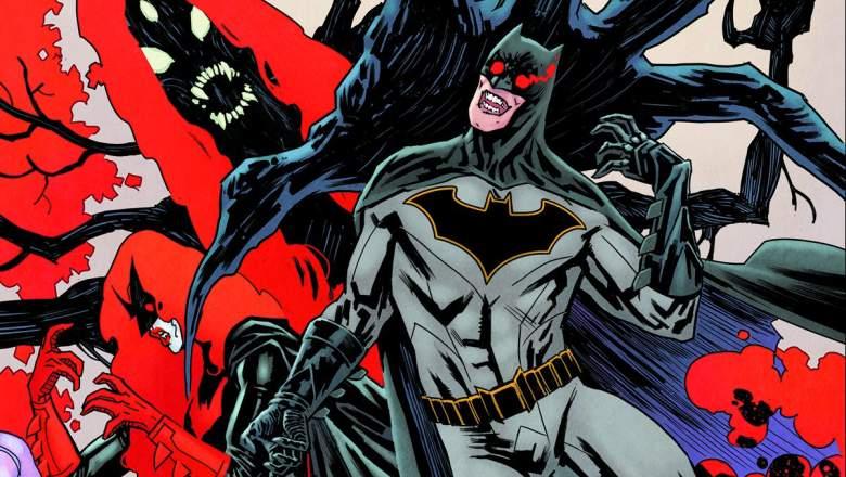 Yanick Paquette, Night of the Monster Men, DC Comics, Batman 8