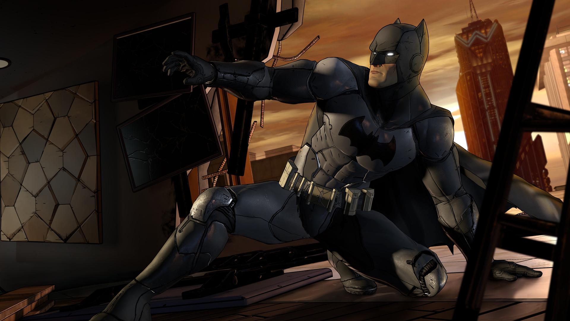Batman Telltale Episode 3