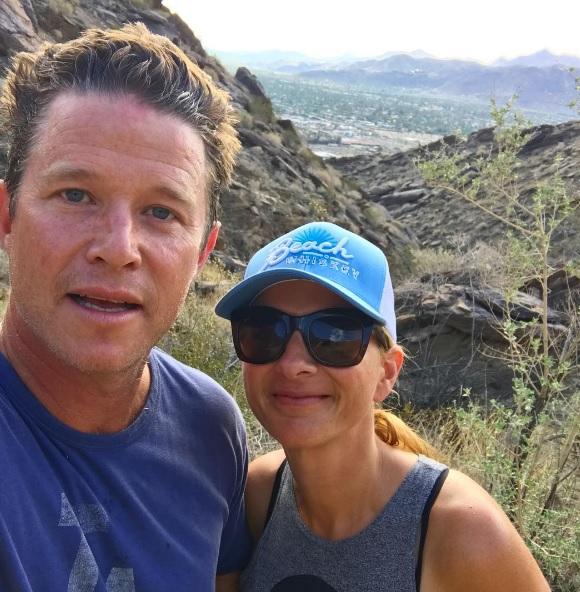 Instagram, Billy Bush, Billy Bush wife, Sydney Bush