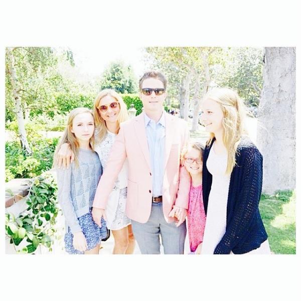 Billy Bush family, Billy Bush daughters, Sydney Davis Bush, Sydney Bush family, Sydney Bush bio