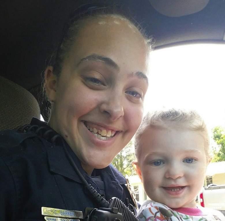 Cheyenne Hyer death, Cassie Barker Paid Leave Cop Child Dies in Police Car, Officer's daughter dies being locked in patrol car, Mississippi police paid leave after child dies in patrol car
