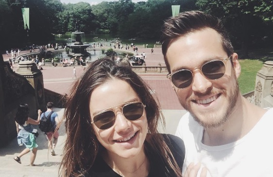 Chris Wood, Mon-El actor, Supergirl actor, Chris Wood girlfriend, Chris Wood Instagram