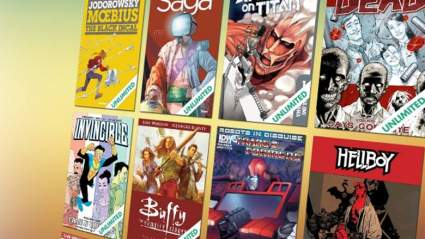 comic book gifts for boys