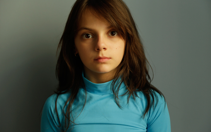 Dafne Keen, X-23 actress, who plays X-23 in Logan, Logan cast