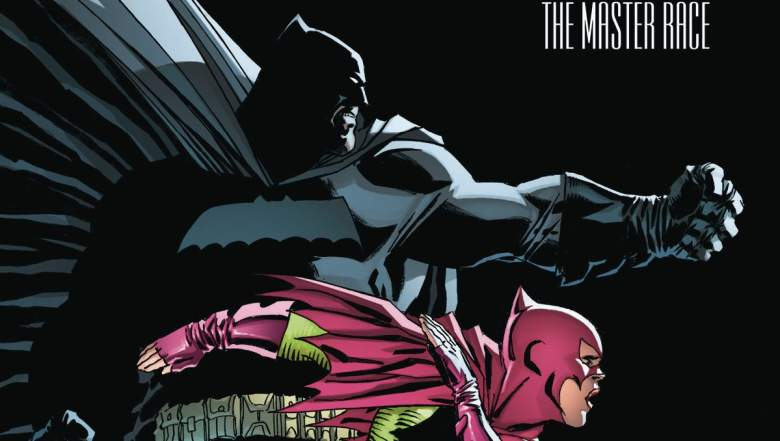 Dark Knight III, Dark Knight III #6, DC Comics this week, Batman comics, Batman