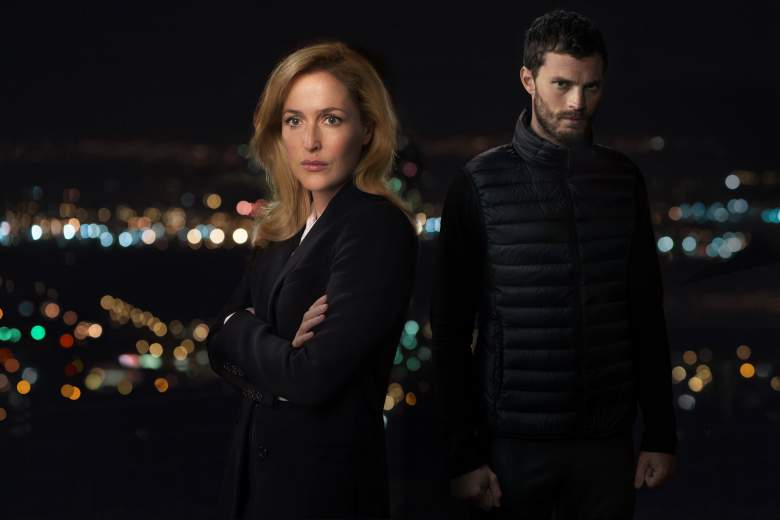 The Fall, The Fall Netflix, Jamie Dornan, Gillian Anderson