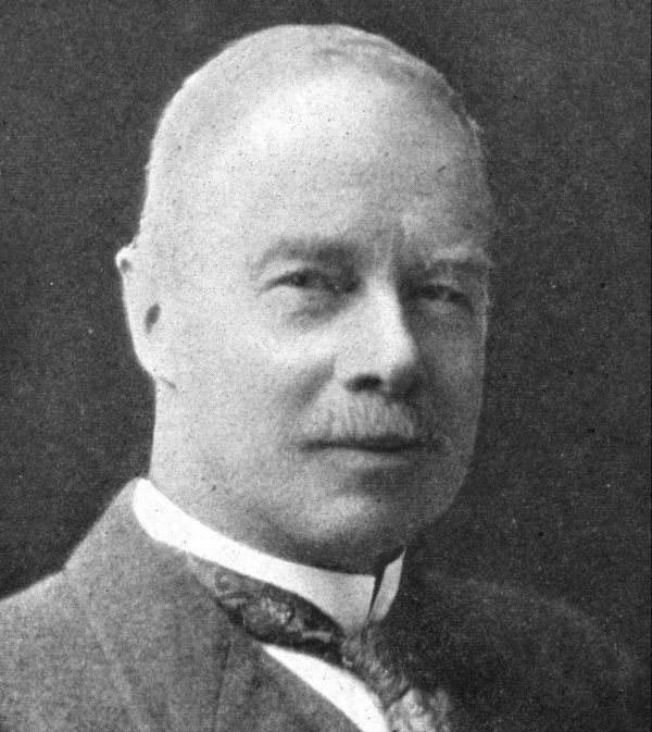 Insect collector George Vernon Hudson wanted to maximize daylight hours (Wikimedia)