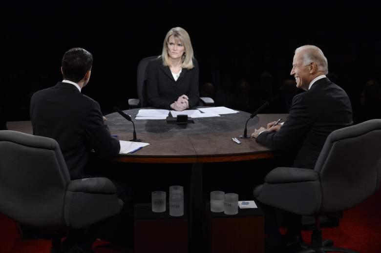 Martha Raddatz 2012 debate, Martha Raddatz vice presidential debate, Martha Raddatz paul ryan joe biden
