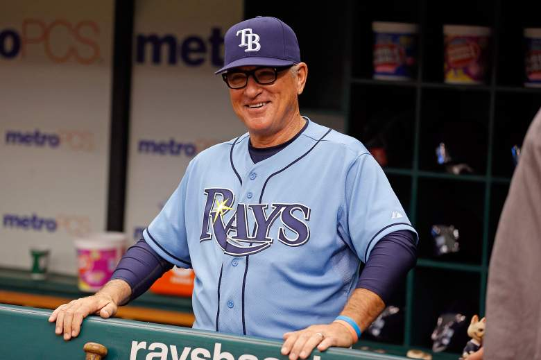 Joe Maddon, Tampa Bay Rays, Rays manager