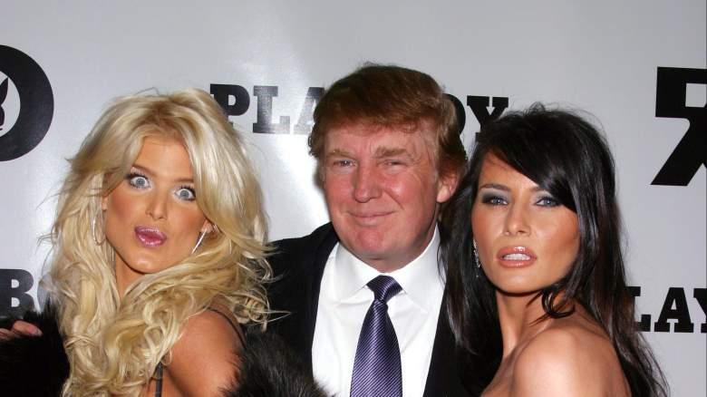 Donald Trump Playboy, Donald Trump Hugh Hefner