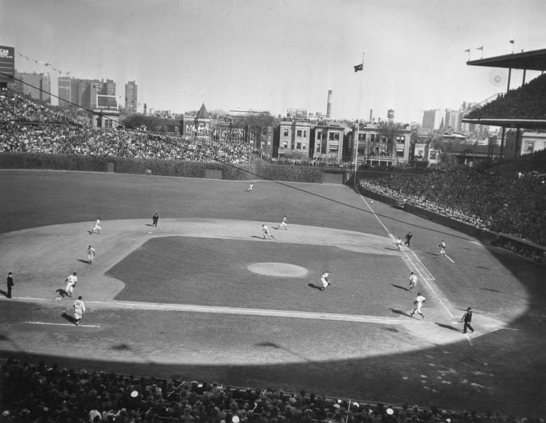 1945 World Series, Chicago Cubs, Detroit Tigers