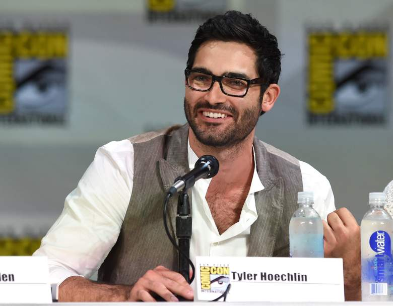 Tyler Hoechlin, Superman, Superman actor, Who Plays Superman in Supergirl, Tyler Hoechlin bio