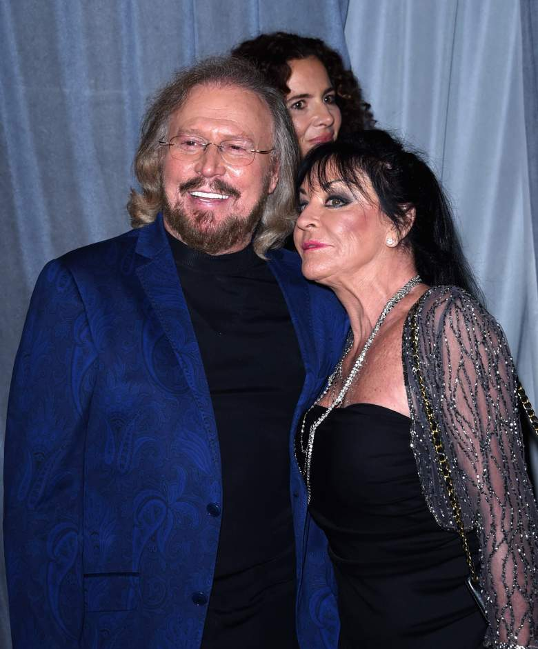 Barry Gibb, Linda Gibb, Linda Gray, Barry Gibb wife, Bee Gees