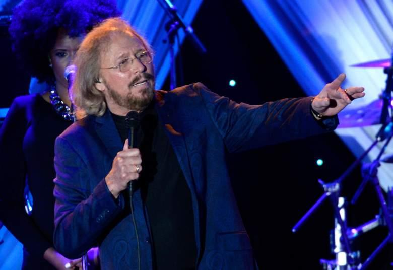 Barry Gibb now, Barry Gibb 2015, Barry Gibb net worth, Barry Gibb wife, Linda Gray, Linda Gibb