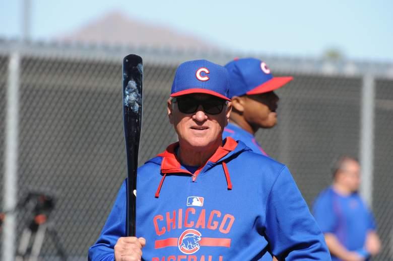 Chicago Cubs, Joe Maddon