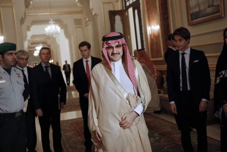 Saudi Prince Al-Walid bin Talal bin Abdelaziz al-Saud owns 35 million Twitter shares