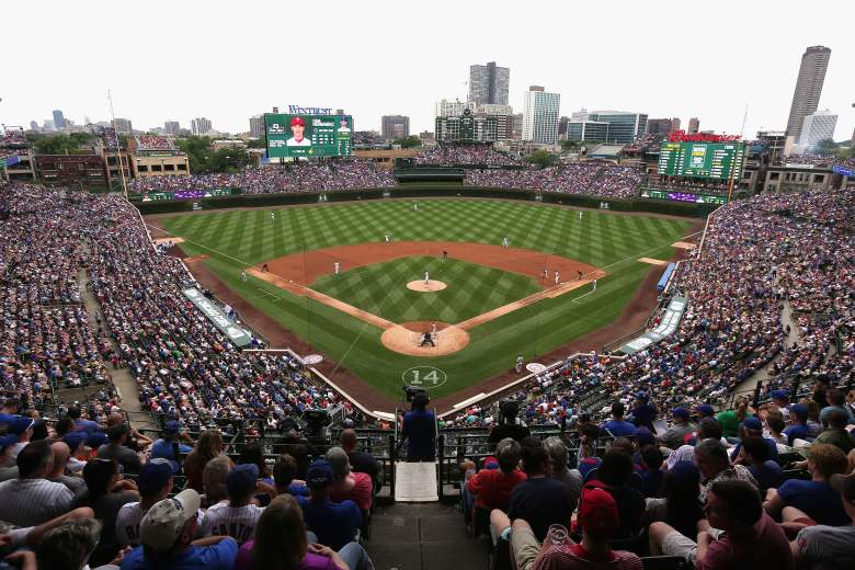 Wrigley Field, Curse of the Billy Goat, Chicago Cubs