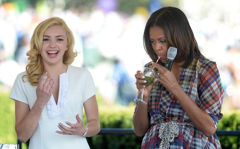 Peyton List, Peyton List bio, Peyton List Emma Ross, Emma Ross Actress, White House Easter egg Roll