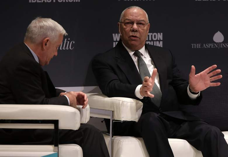 Powell email leaks