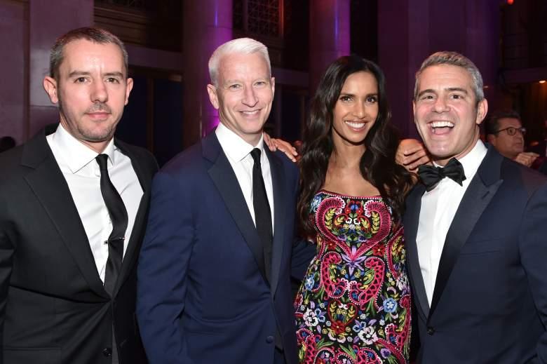 Benjamin Maisani Anderson Cooper, Benjamin Maisani Anderson Cooper Elton John AIDS, Anderson Cooper Randy Cohen