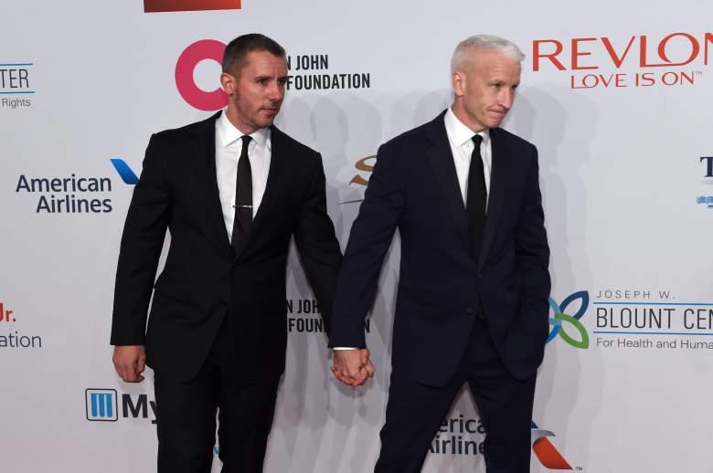 Benjamin Maisani Anderson Cooper, Anderson Cooper boyfriend,Benjamin Maisani husband