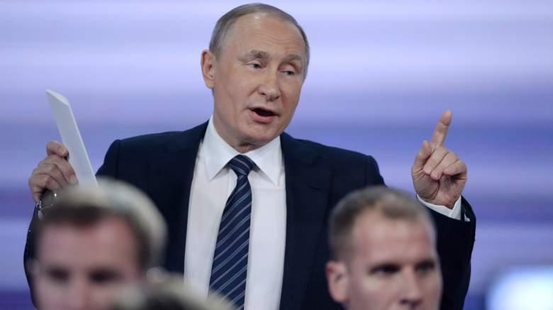 Putin the Jester