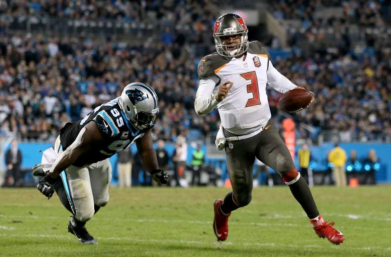 Tampa Bay Buccaneers, Carolina Panthers, Jameis Winston