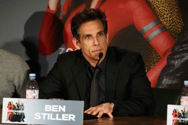 Ben Stiller prostate cancer, Ben Stiller health, Ben Stiller 2016,