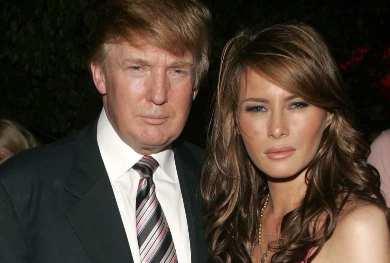 Donald Trump 2005, Donald Trump young, Donald Trump melania trump