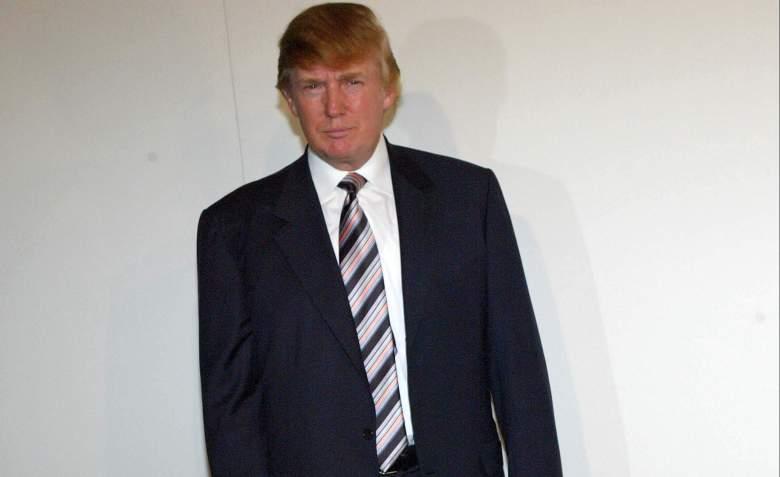 Donald Trump 2004, Donald Trump 2005, Donald Trump red carpet
