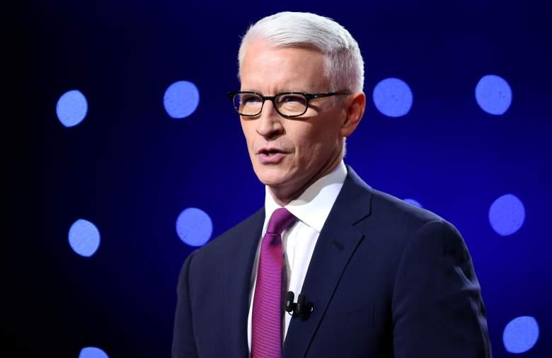 Anderson Cooper debate, Anderson Cooper CNN debate, Anderson Cooper presidential debate