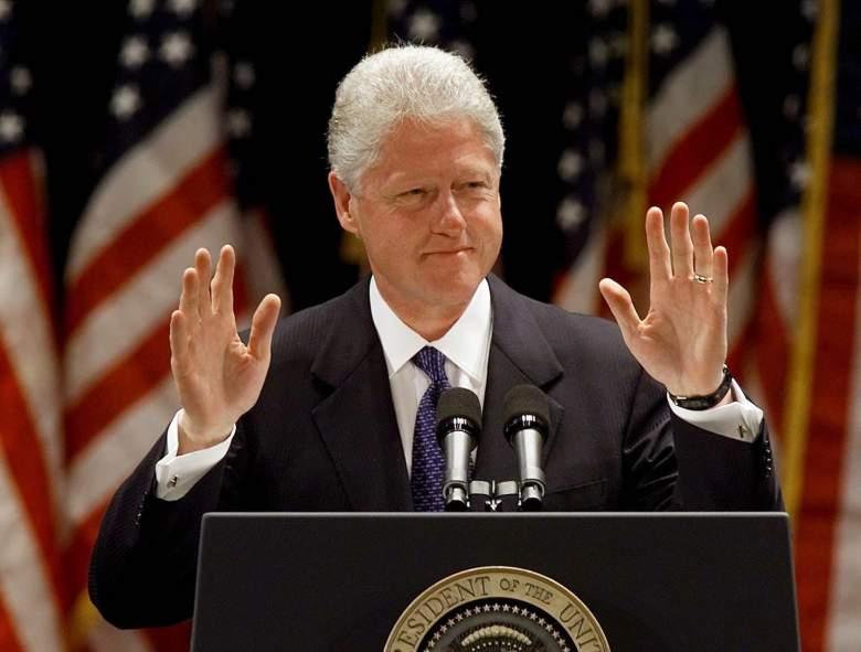 Bill Clinton speech, Bill Clinton 2000, Bill Clinton little rock