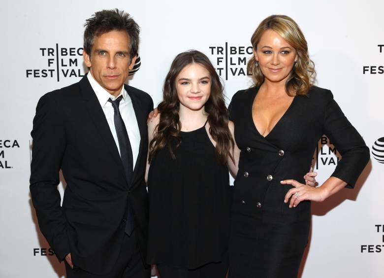 Ben Stiller, Ben Stiller Prostate Cancer, Ben Stiller Christine Taylor, Ben Stiller wife, Ben Stiller daughter