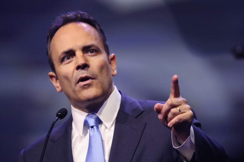 Matt Bevin, Kentucky Governor, how to register to vote, Kentucky registration deadline